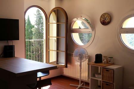 Monolocale in vecchio monastero - Leilighet