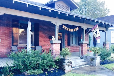Cozy Historic Home in Charpentier district! - Lake Charles