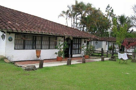 CASETEJA1 , Casa Campestre - Bed & Breakfast