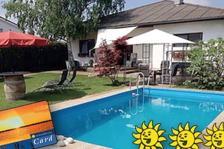 3 Sonnen Ferienwohnung - Haus Gerlinde - Appartamento