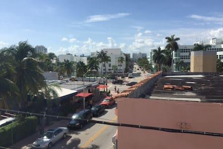 South Beach (Miami) Apartment - Miami Beach - Condominium