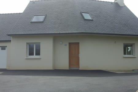 Grande maison neuve tout confort - Ploumoguer - House