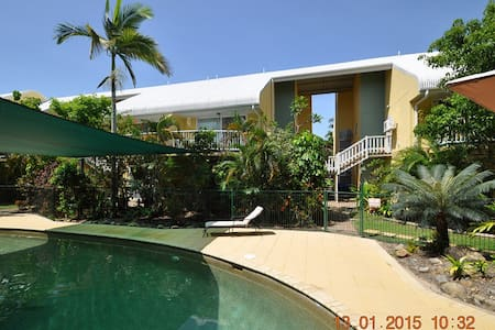 50 metres to the beach - Appartement