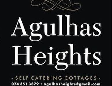 Agulhas Heights Self-catering cottages - Chalet