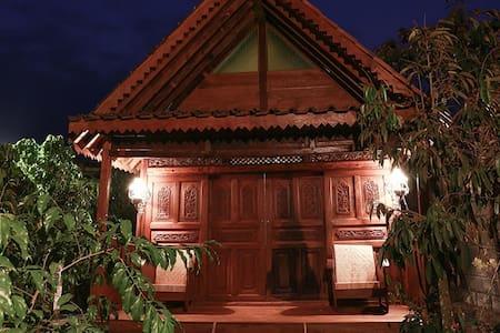 Enjoy Javanese Culture in Jogja! - House
