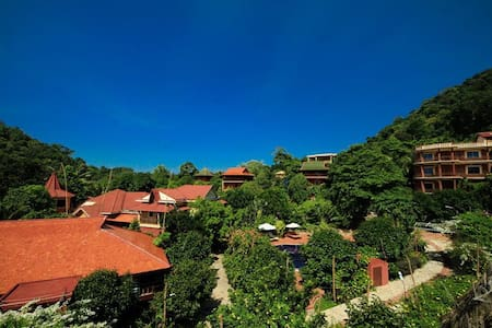 Spring Valley Resort -Kep, Cambodia - Bed & Breakfast