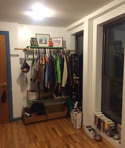 Bedroom in Crown Heights apartment - Brooklyn - Apartment