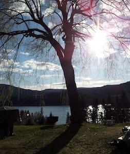 Countryside, panoramic lake view - Notodden - Casa de campo
