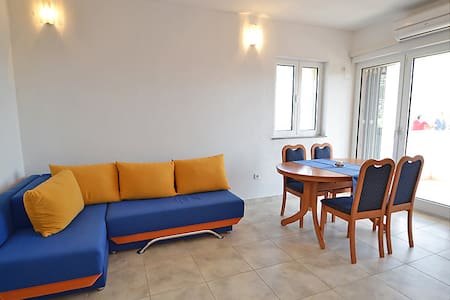 Sunny,sea relax,peaceful holiday-A1 - Apartemen