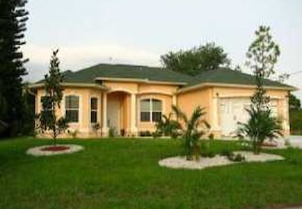 WARM MINERAL SPRINGS - North Port - House