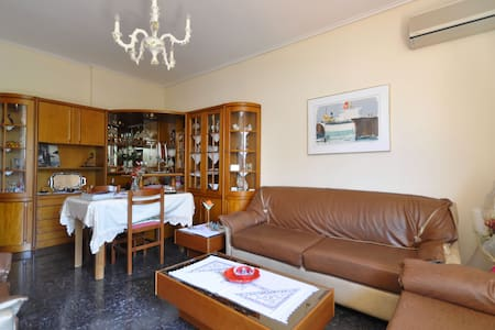 Athens Comfy & Clean room - renovated apartment - Kallithea