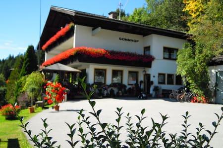 Hostel Zwischenübernachtung Sonnhof - Radstadt - Other