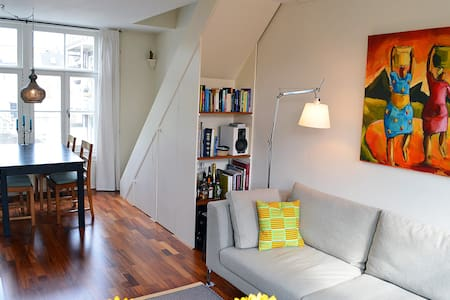 Romantic apartment in the Jordaan - Amsterdam - Apartment