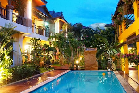 Lamduan Boutique Home Stay - ตำบล หนองหอย - Apartment