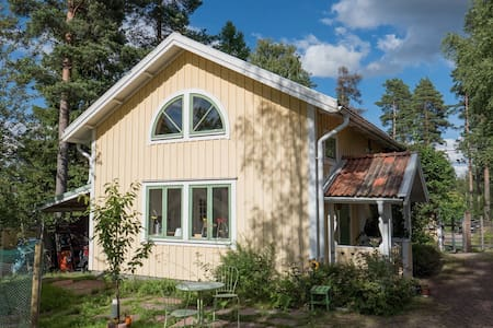 Cute studio house with lake view - Lejlighed