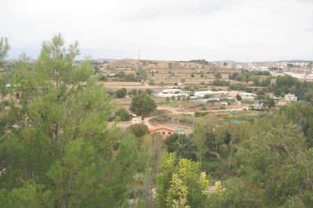 Terraza - Tranquilidad - Apartment