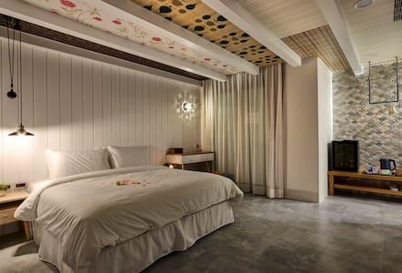 涵煙-沐旅 精緻舒適的客房 - Yuchi Township