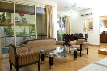 LUXURY 4 BHK VILLA 2 WITH PRIVATE PLUNGE POOL - Villa