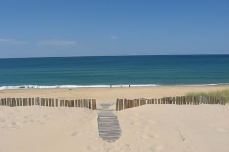 T2, tout confort, piscine,  proche des plages - Fleury - Appartement