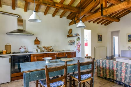 Independent house in the Spoleto countryside - Apartment
