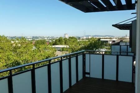 Le balcon de St-Fons - Saint-Fons - Apartment