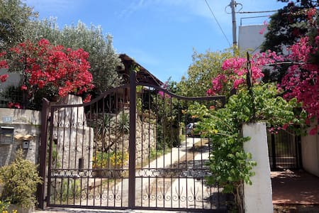 Relaxing holidays in Lazzaro-Reggio Calabria Italy - Lazzaro - Villa