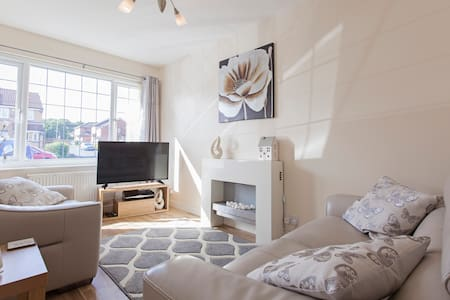 Lovely Private Apartment in Leeds - Byt