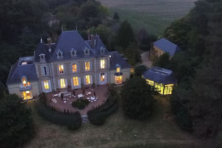Your castle for a weekend - Choue