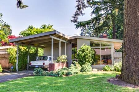 Bright and Clean NE Portland Home - Ház