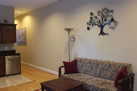 Cozy Apartment near Baltimore Inner Harbor - Baltimore - Wohnung