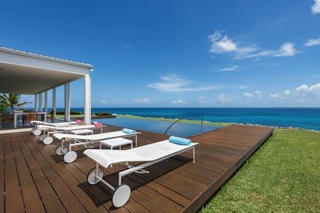 An Luxurious and Modern One Bedroom Villa on St Martin - Marigot - Villa