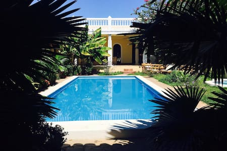 Beautifull Colonial Mansion in Center Granada - Granada