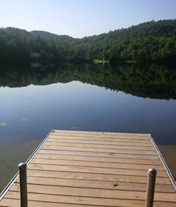 Chalet Au Lac de Grand Baie - Nominingue