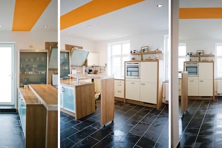 Maisonette Wohnung in Südstadtvilla - Eisenach - Lägenhet