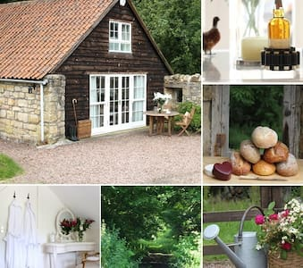 Luxury 5* graded cottage - Rumah