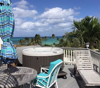 Ocean View with Hot Tub - Kailua