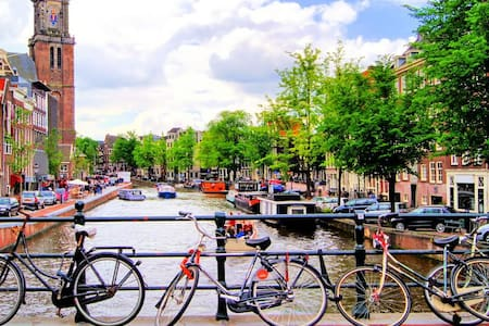 Pleasant urban flat just in the heart of Amsterdam - Amsterdam - Apartemen