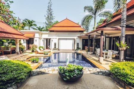 Amazing Luxury 5Br. in Sai Taan - Choeng Thale - Villa