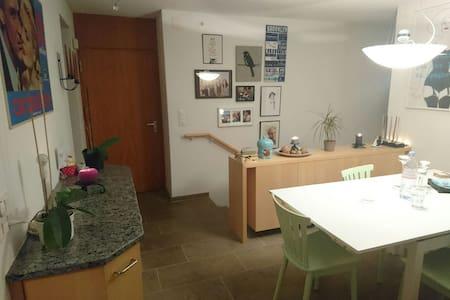 Erholsame Unterkunft im Grünen. - Speicher