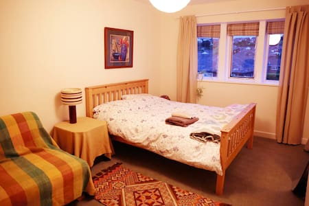 Cosy Double Room -  Hollingworth Lake - Littleborough - Hus