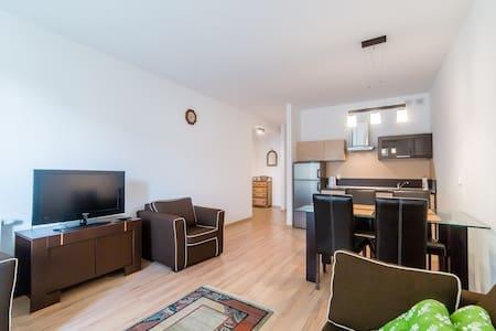 Apartament osiedle Bałtyk 2-pokoje - Byt