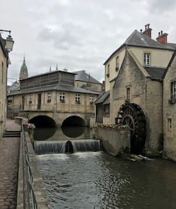 Heart of historical Bayeux - Daire