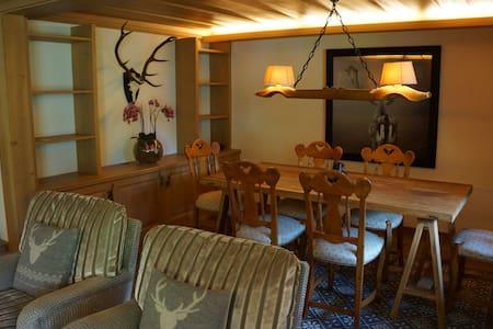 Chalet Mon Refuge - Saanen - Appartement en résidence