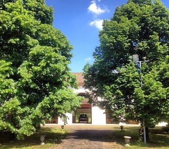 Stanza matrimoniale con bagno - Treviso - Villa