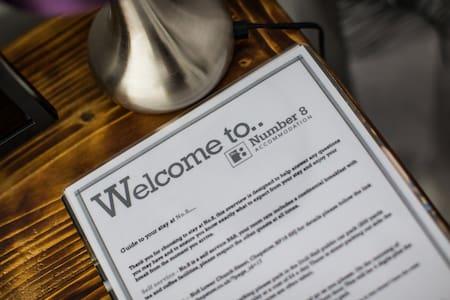 No8 Chepstow (Self catering Bed & breakfast) - Chepstow - Bed & Breakfast