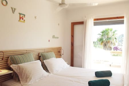 Room in Las Salinas close by the beach - Sant Josep de sa Talaia