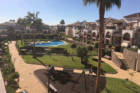 Appartment in Vera Playa in exclusive resort - Vera - Apartamento