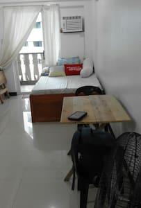 617 Pinecrest Condominium Studio-type unit - Quezon City - Appartement