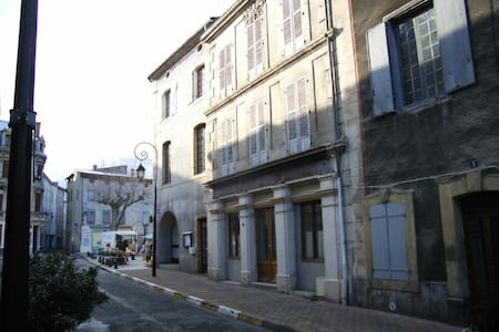 Spacious French merchant house in Quillan - Quillan - House