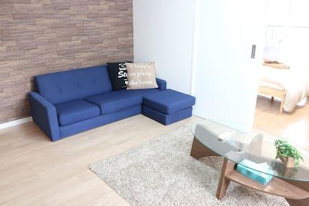Big room☆Free wifi Laundry♡Namba・Dotonbori・Temple - Wohnung
